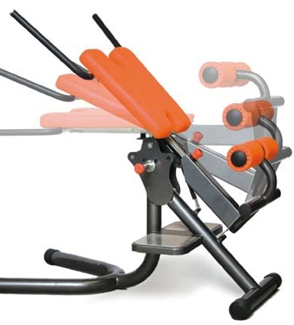 Amazing PNC.23 PANCA HYPEREXTENSION HYPEREXTENSION BENCH